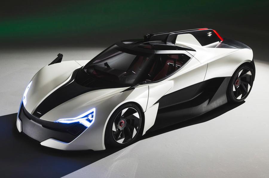 Geneva Motor Show Panggung Debut Hypercar