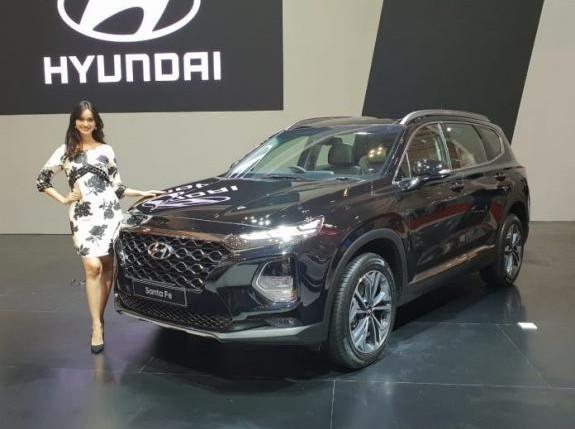 SUV Baru Hyundai Siap Gempur Pasar