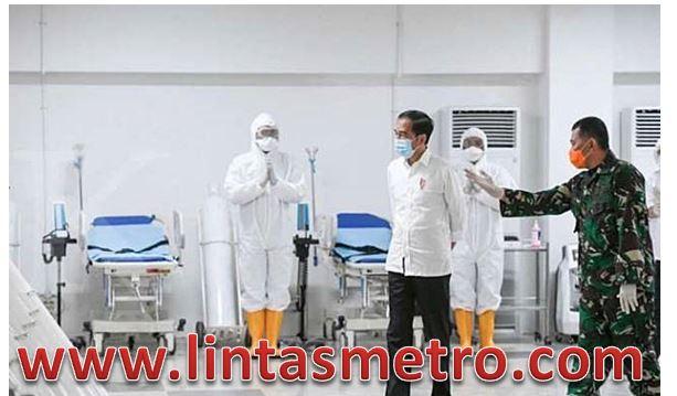 Dokter Besar UI menyarankan Agar Jokowi Segera Lakukan LockDown
