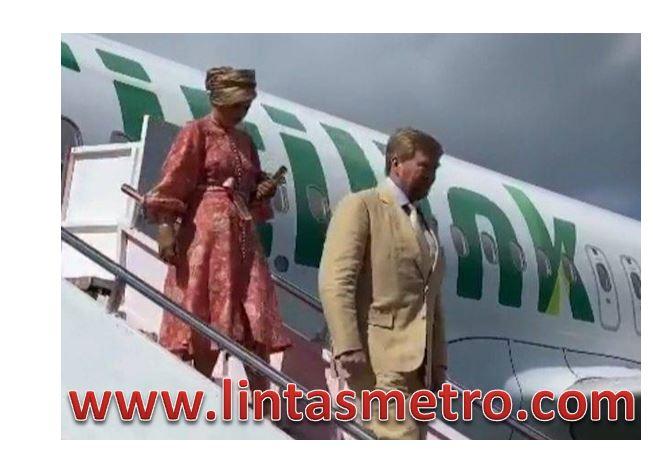 Raja Dan Ratu Belanda Abaikan Virus Corona