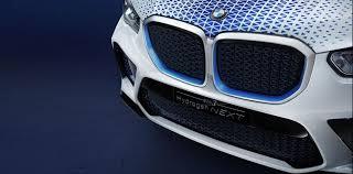 Mobil konsep BMW X5 versi hidrogen