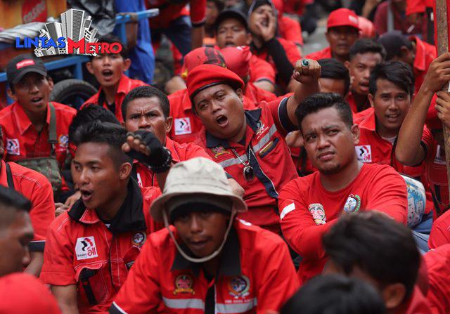 Pekerja Sumut Tidak Turun ke Jalan pada Hari Buruh