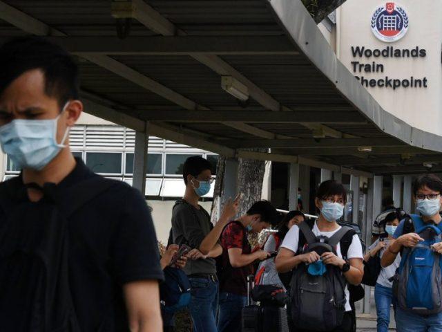 Ada 120 Kasus Baru Korona Singapura Ketat Terapkan Semi Lockdown