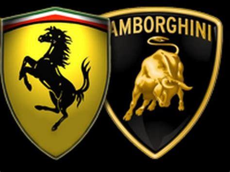 Inilah Sejarah kekecewaan Lamborghini Dengan Ferrari