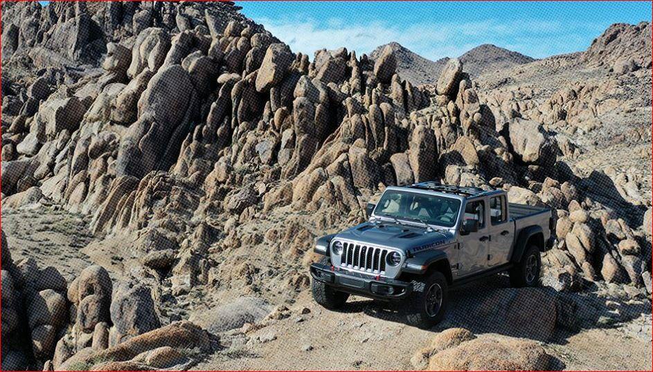 Jeep Gladiator Mojave Terlahir Untuk Bertempur