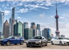 Maserati Merayakan Grand Tour 2019 DiCina