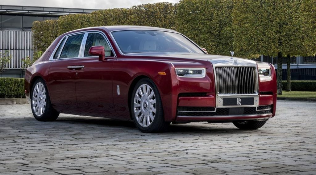 Rolls-Royce Phantom 2020 Bukan Hanya Simbol