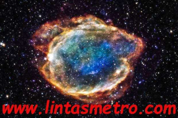 Ilmuwan Menemukan Penyebab Supernova