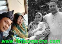 Satu jam Usai Kebumikan Ibu Seorang Anaknya Meninggal