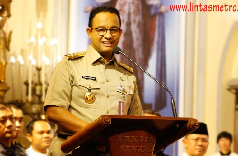 Beberapa Poin Penting PSBB DKI Jakarta Versi Anies