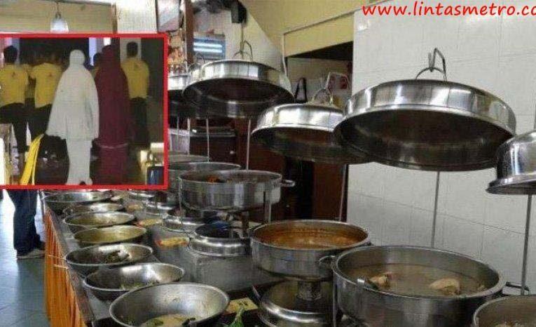 Pelanggan Kaget Melihat Restoran Kosong Tidak Ada Pelayan