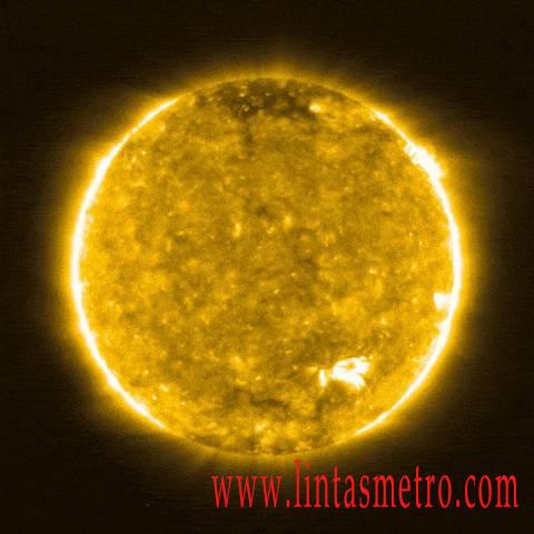 Siklus Baru Matahari Telah Dimulai