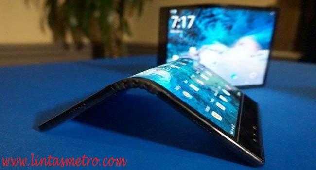Apple Patenkan Layar Smartphone Lipat yang Bisa Pulih Sendiri Saat Penyok