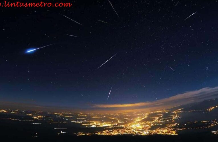 Dapat Disaksikan hingga 20 November Hujan Meteor Mirip Taurid Selatan