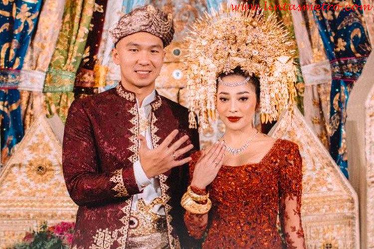Nikita Willy dan Indra Priawan Sah Jadi Pasangan Suami Istri, Selamat!