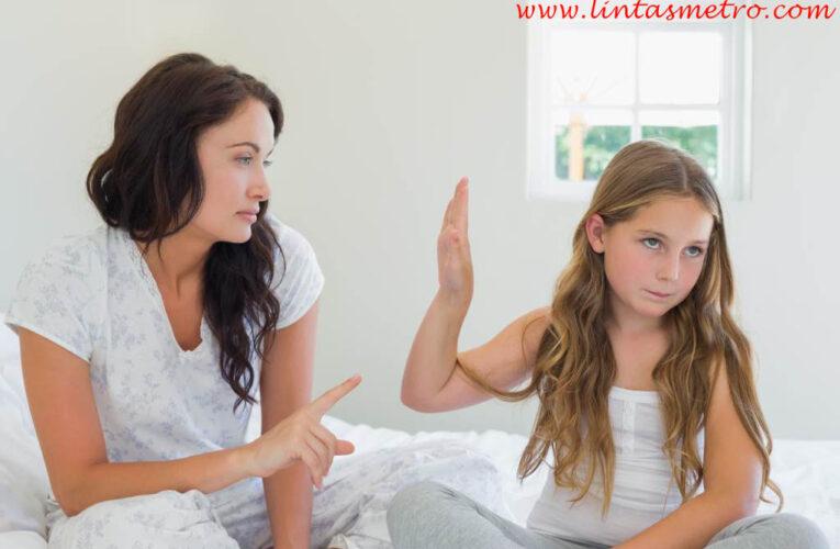 Tips Cara Mendidik Anak yang Keras Kepala Luar Biasa