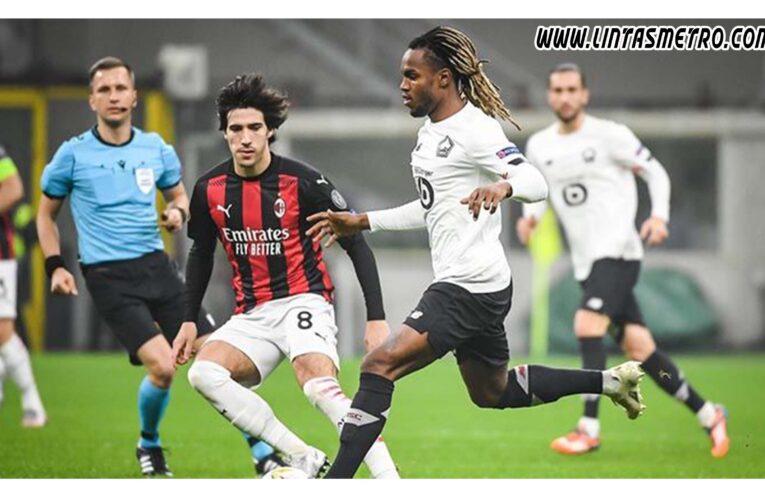 Lille OSC vs AC Milan Prediksi Liga Europa 2020/21