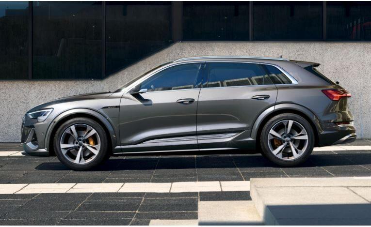 Terbaru SUV Listrik Audi Tipe E-Tron