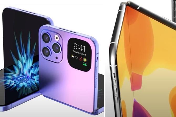 Apple Diprediksi Luncurkan IPhone Lipat pada 2022