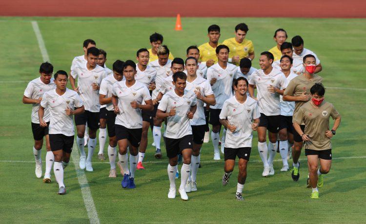 Sebagai Tim Berperingkat 173 Dunia Timnas Indonesia Sulit Cari Lawan
