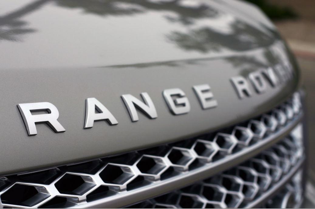 Range Rover Evoque Dengan Filtrasi Udara