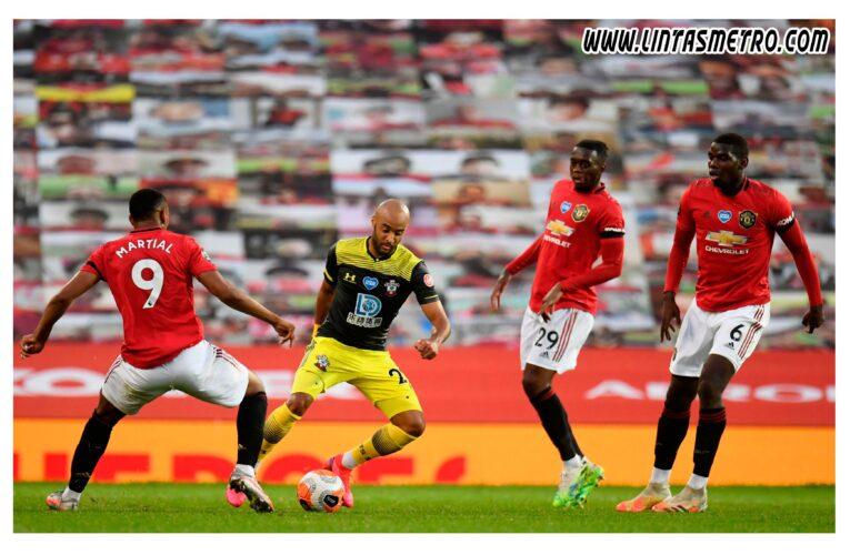 Southampton vs Manchester United Prediksi Liga Inggris 2020/21