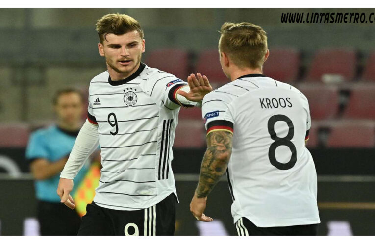 Jerman vs Ukraina Prediksi UEFA Nations League 2020/21