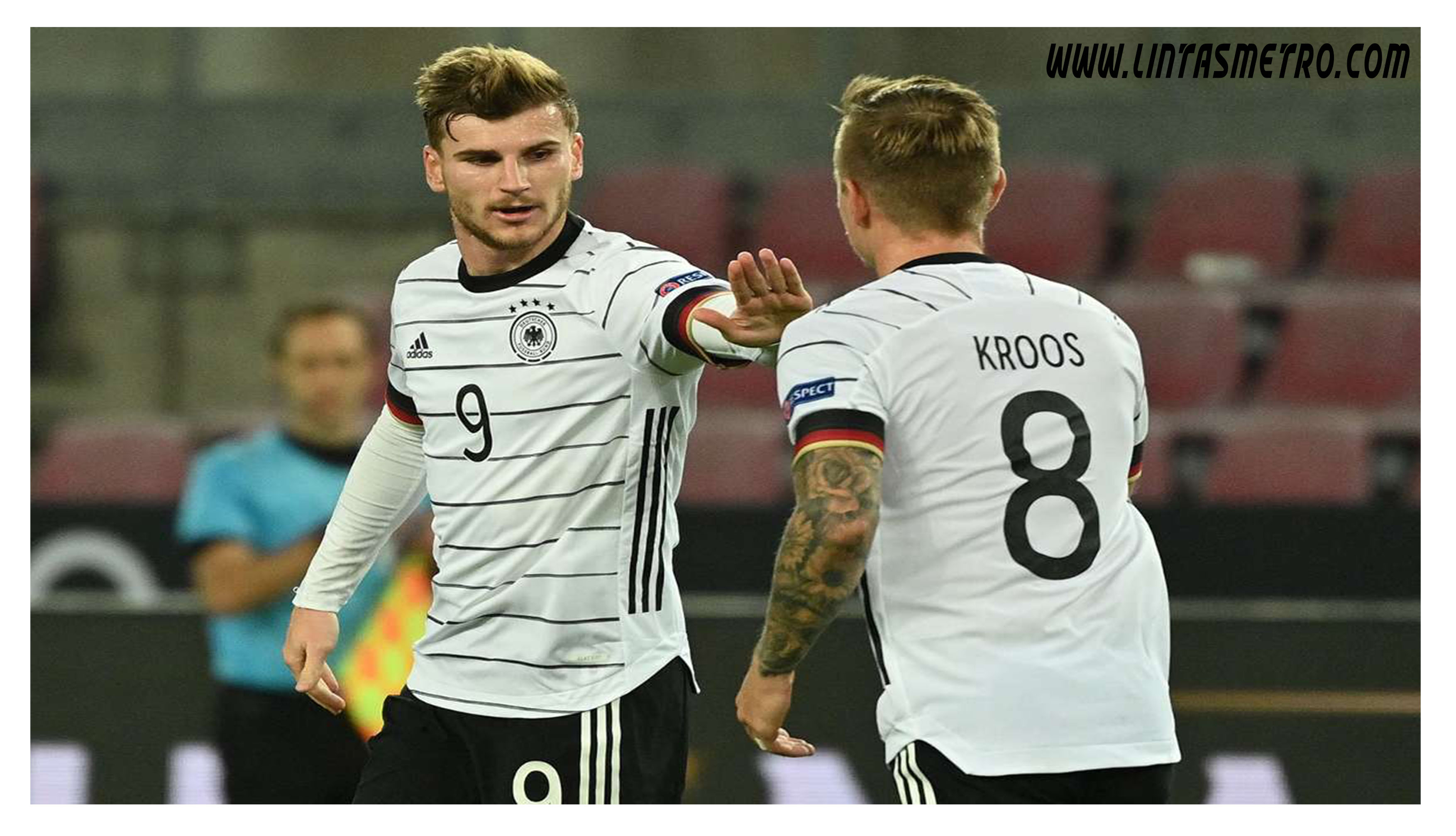 Jerman vs Ukraina