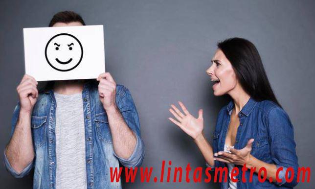 Tips Miliki Pertengkaran Yang Sehat Dengan Pasangan
