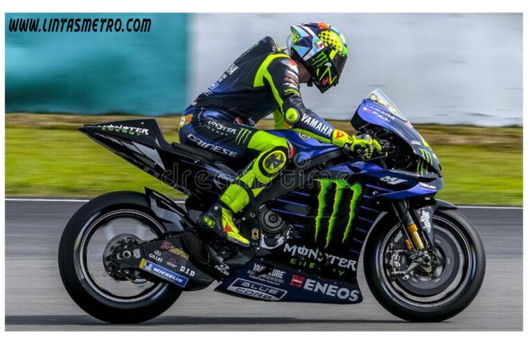 Valentino Rossi Absen MotoGP Valencia Positif COVID-19