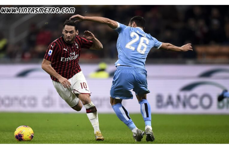 AC Milan vs Lazio Prediksi Liga Serie A Italia 2020/21