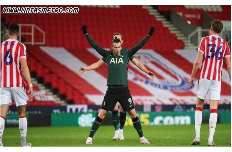 Tottenham Hotspur Melenggang ke Semifinal Carabao Cup 2020/2021