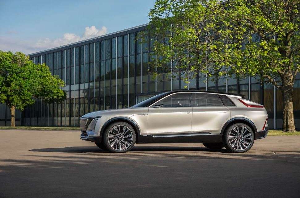Cadillac Lyriq Brand New Luxury Electric