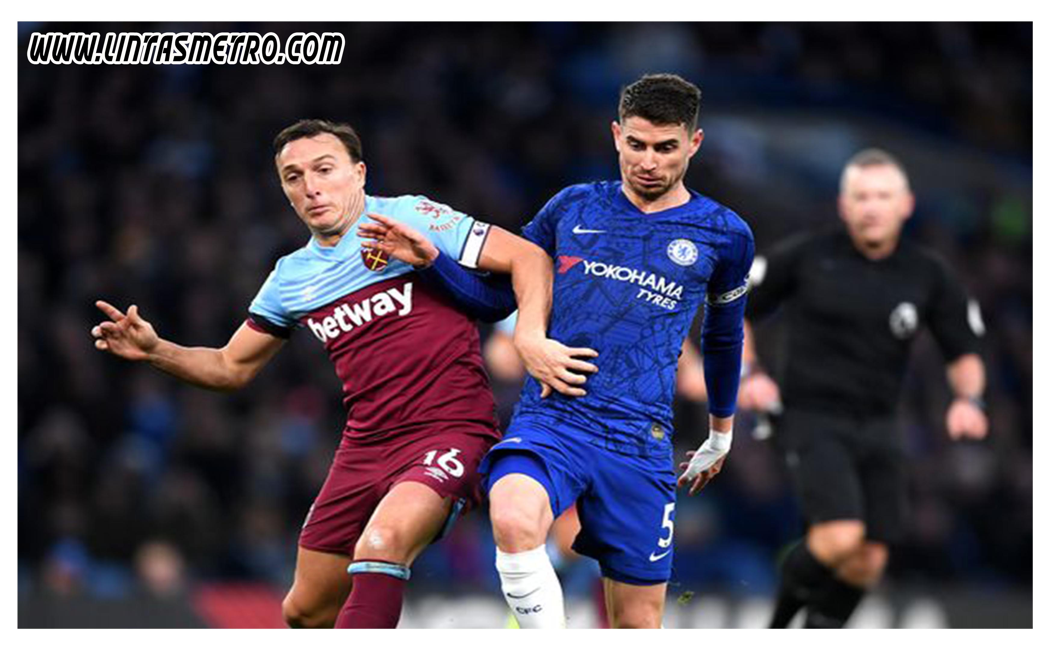 Chelsea vs WestHam United Prediksi Liga Inggris 2020/21