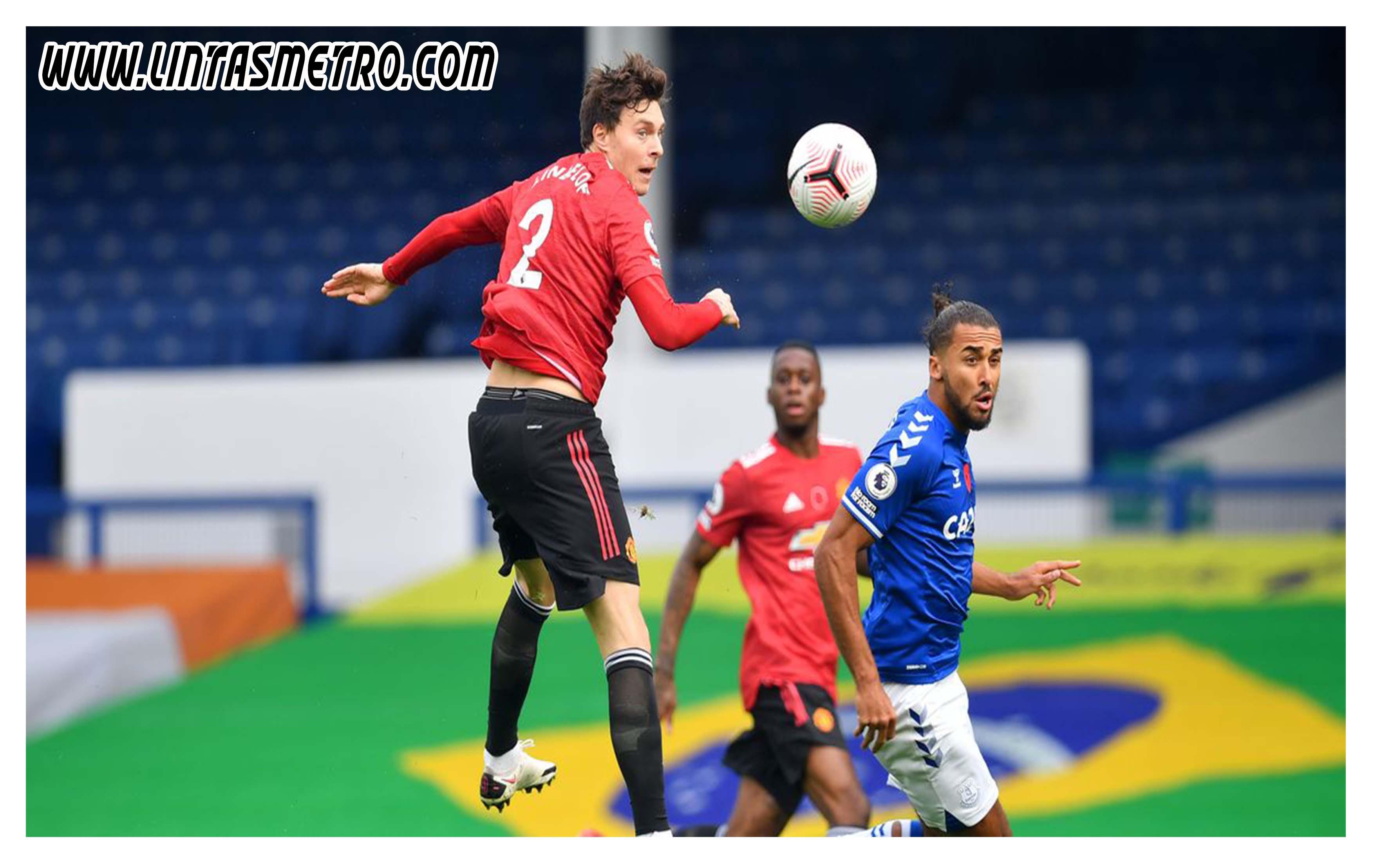Everton vs Manchester United Prediksi Carabao Cup 2020/21