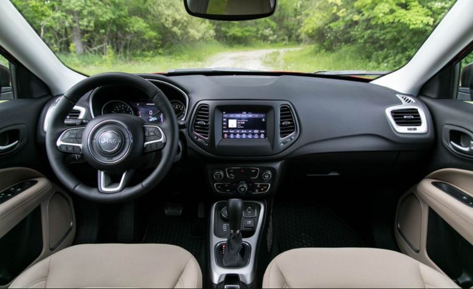 Jeep Compass The Four Cylinder Engine