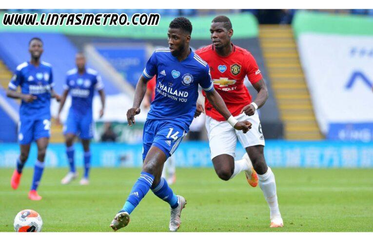 Leicester City vs Manchester United Prediksi Liga Inggris 2020/21