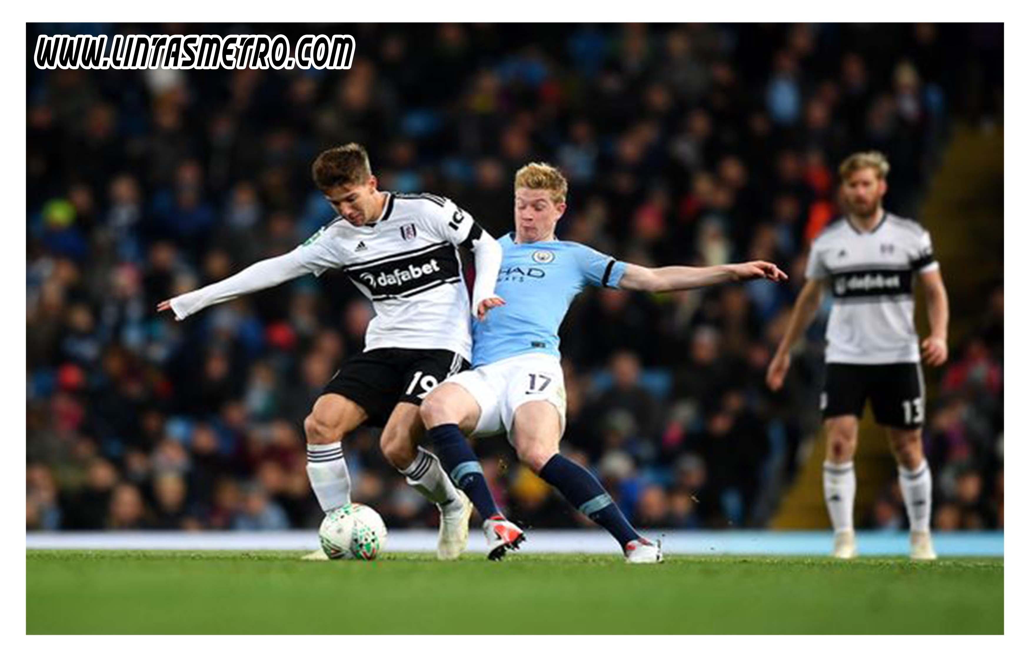 Manchester City vs Fulham Prediksi Liga Inggris 2020/21