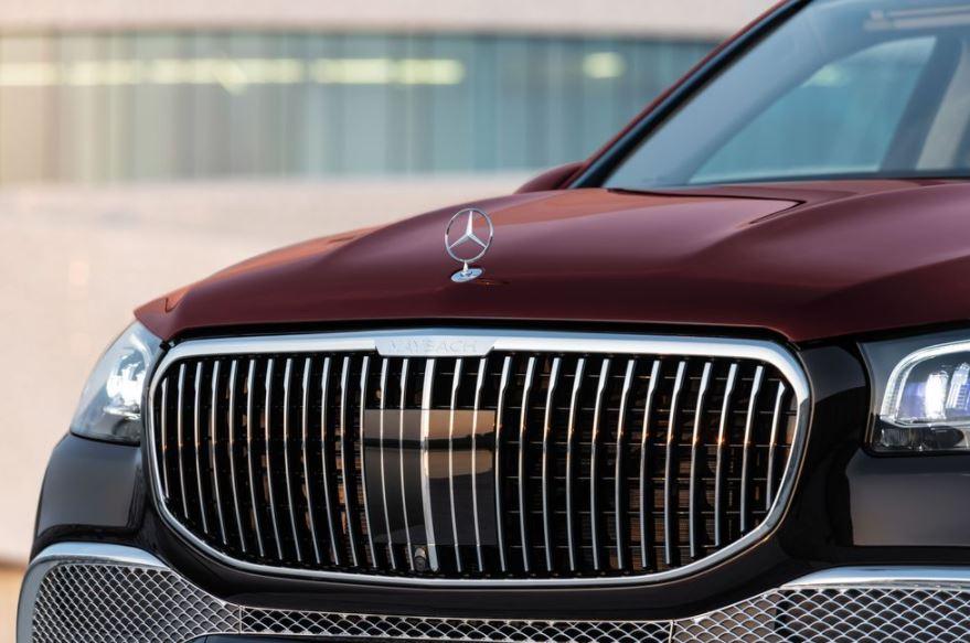 SUV Mercedes Benz MayBach GLS600 Class