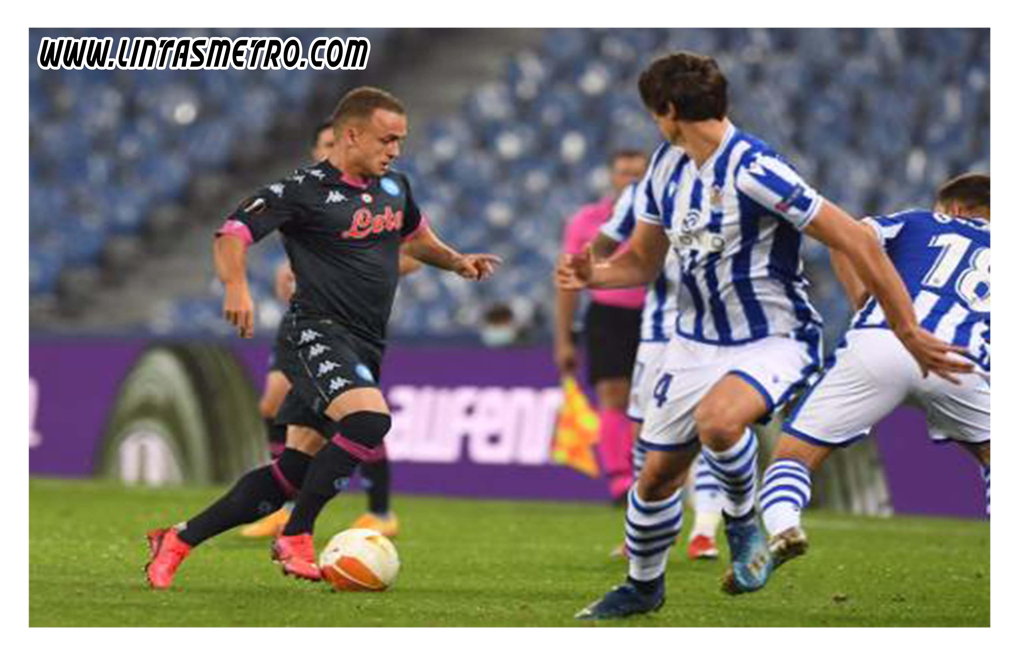 Napoli vs Real Sociedad Prediksi Liga Europa 2020/21