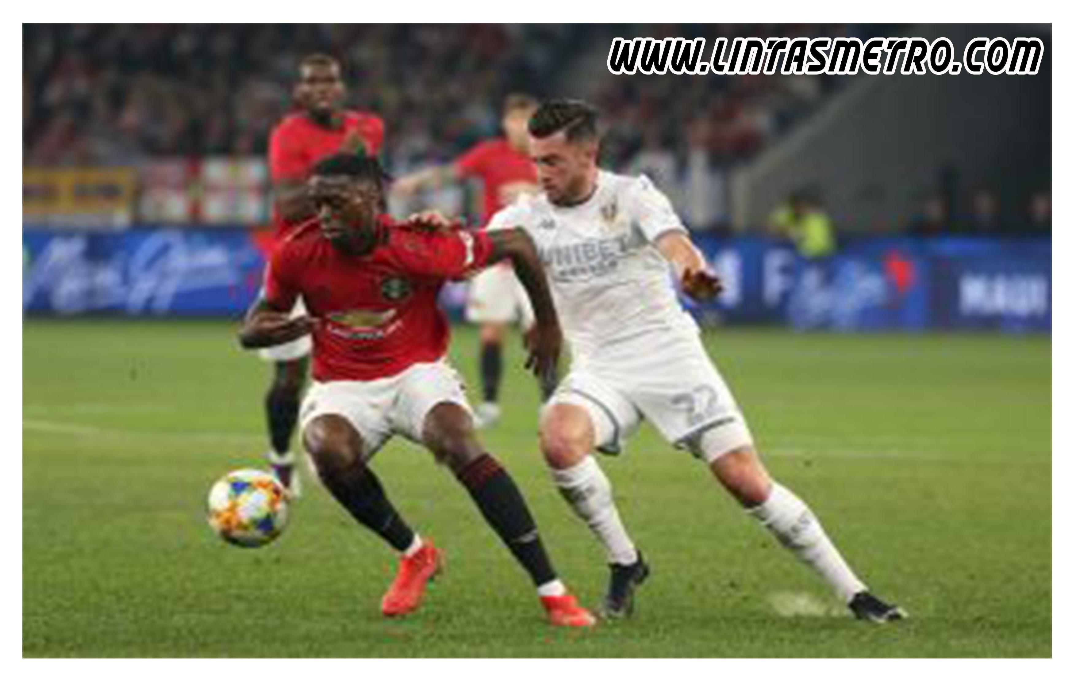Manchester United vs Leeds United Prediksi Liga Inggris 2020/21