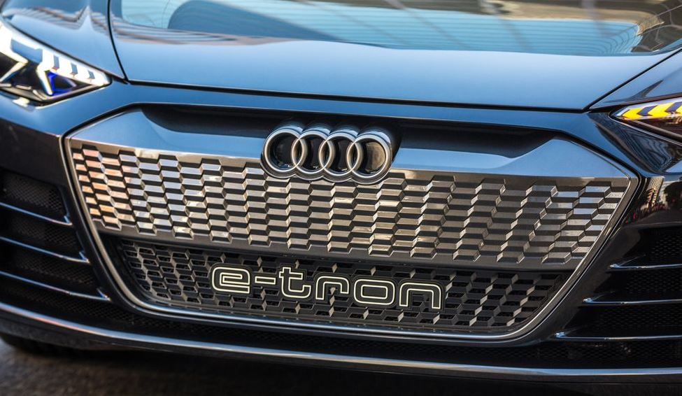Audi E-tron GT 2021 Electric Car
