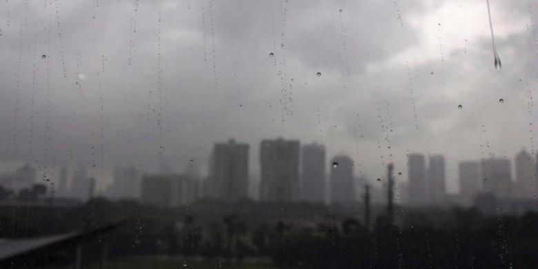 Jabodetabek Diprediksi Hujan pada Siang dan Malam Hari