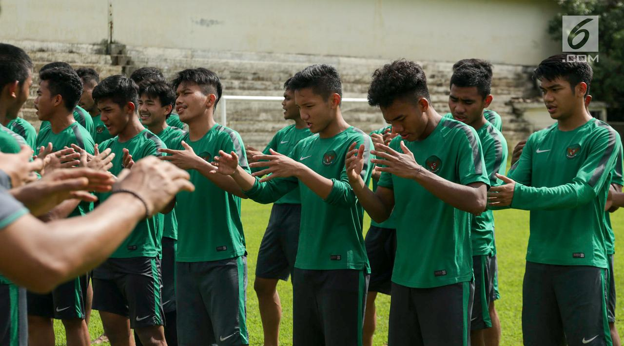 Timnas Indonesia U-19 Minta Dukungan Soporter Lawan Vietnam