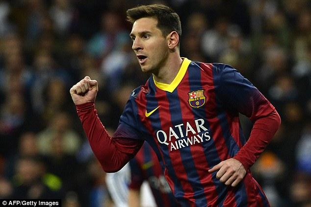 Messi Salah Satu Pemain Bola Terhebat Di Dunia
