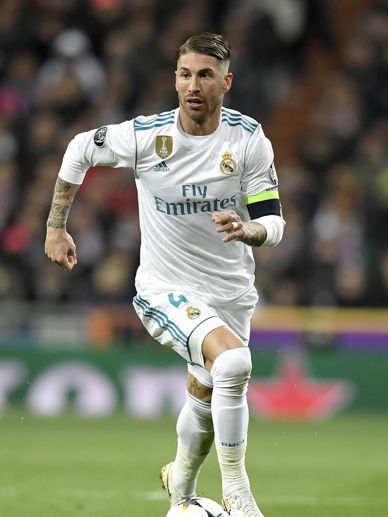 4 Komentar Spesial dari Pesohor Sepak Bola untuk Sergio Ramos