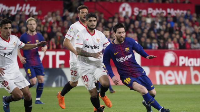 Mendengar Nama Messi, Lawan Barcelona Sudah Bergetar
