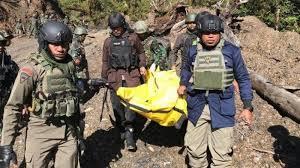 GuGur Dalam baku Tembak 3 Anggota TNI Tewas, Nduga