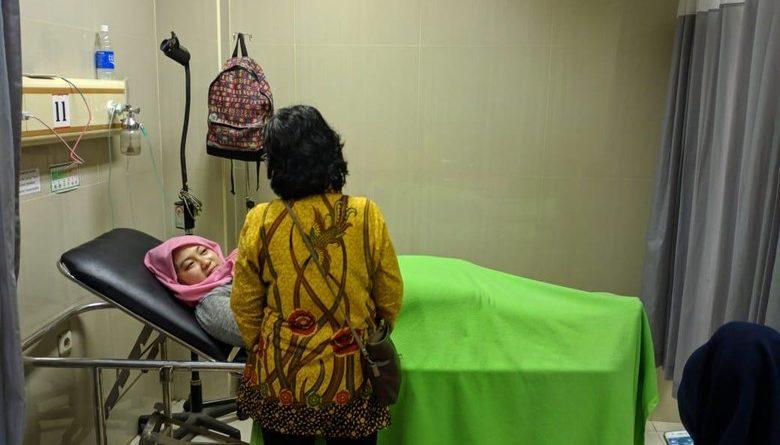 Lilis Mengalami Pengalaman Mengerikan Di Gerbong Pertama KRL Jakarta - Bogor Anjlok