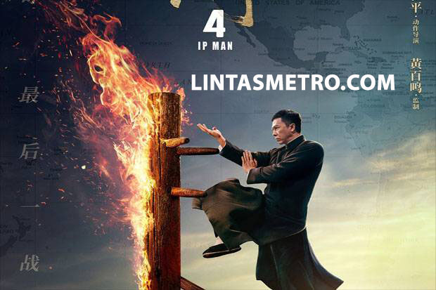 DONIE YEN KONFIRMASI IP MAN4